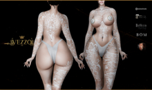Vezzo Ink Tattoo - Elize White