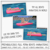 Prefabulicious - Summer Pack 2 Single Animations