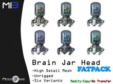 [MB3] Brain Jar Head - FATPACK