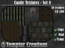 Castle Textures - Set 8