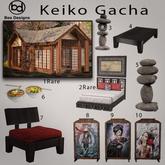 Bee designs Keiko gacha 2 RARE