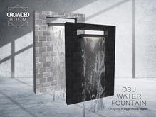 Crowded Room - OSU Water Fountain