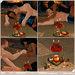 """Valentine """"lovers"""" fondue for two TRANSFER (boxed)"""