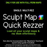 (SS) Sculpt Map Quick Rezzer (Sculpty Rezzer)