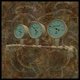 EF-Clocks: 3 Gauges