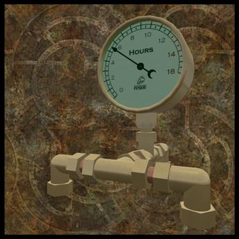 EF-Clocks: Gauge