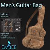 EMBER Guitar Bag UNPACKER  (wear HUD)