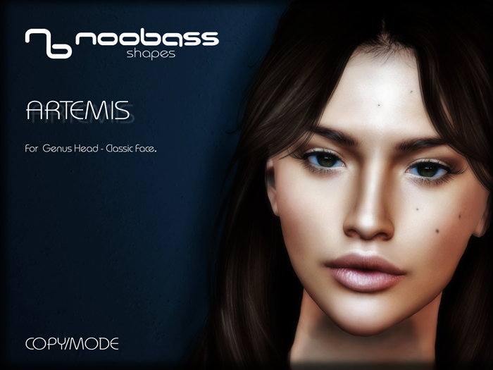 :NoobaSS: ARTEMIS shape for Genus Classic face