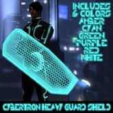 CYBERTRON HEAVY GUARD SHIELD