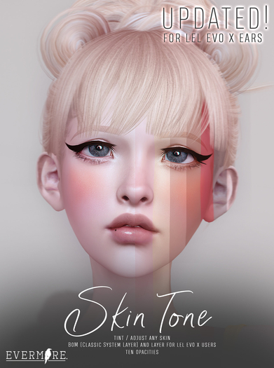 gift ♡ EVERMORE. [ skin.tone - tint/adjust ] - BoM.only - wear me