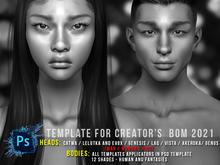 DEMO - EXCLUSIVE Creators Pack Skins Developers