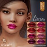 LIVIA Drew Lipgloss [LeL Evo HD] [April 2021 GG]