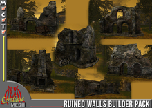 Ruined Walls Full Perm Builder Pack