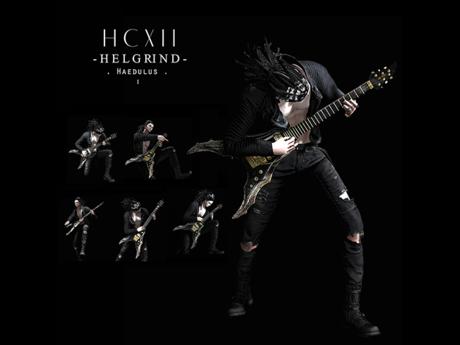 - HCXII - Helgrind Haedulus