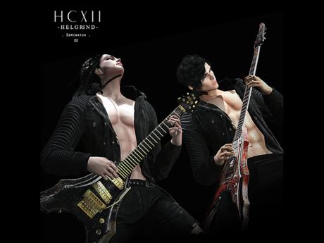 - HCXII - Helgrind Dominatus
