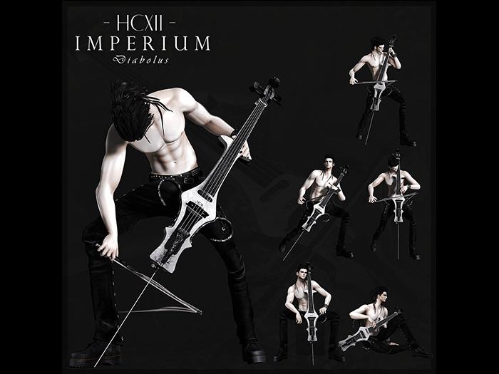 - HCXII - IMPERIUM Diabolus
