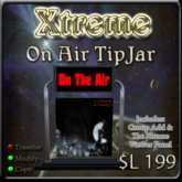 Xtreme On Air Group Add Tipjar - TipPic TipJar - Tip Picture Tip Jar