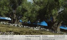 (Fundati) Giant Oak Tree Set + Extras