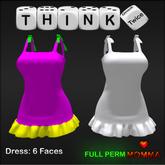 TT-Z61 FRILL DRESS MOMMA
