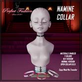 [Perfect Fashion]Namine Collar-Fatpack