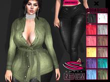 ::Smexy:: I.Kupra Madame Shirt GREEN/ARMY