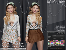 -KC- CELESTE DRESS / MAITREYA LEGACY FREYA ISIS HOURGLASS