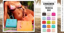 [Cinnamon Cocaine] Tribeca Bag