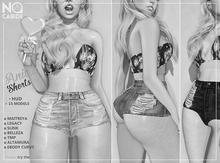 DEMO No Cabide :: Anitta Shorts {unpacker}