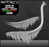 RAPTORDOG // UNICORN TAIL