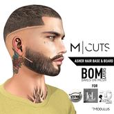 Modulus -  Asher Hair Base & Beard BOM - FatPack
