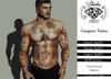 Studio 1988_Gangster Tattoo