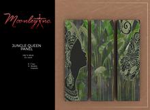 Moonley Inc. - Jungle Queen Panel