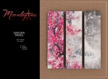 Moonley Inc. - Sakura Panel