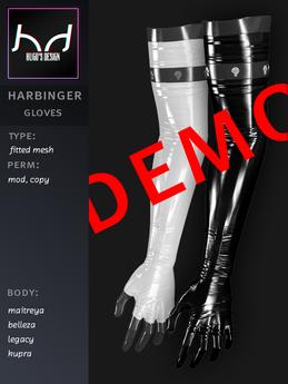 *HDM* Harbinger - [DEMO] gloves
