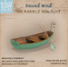 {what next} 'Second Wind' Wearable Row Boat (boxed)