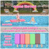[: Kawaii Couture :] Popsicle Bar Floaties