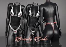 *Beauty Code* - Bikini Lana & Lana v2 - Fatpack - Add