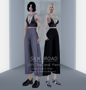 {Silk Road} Free Gift Top and Pant
