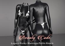 *Beauty Code* - Bikini Lana v2 Pattern 1
