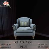 Bloom! - Chair Noe Blue (PG) (Add me to Unpack)