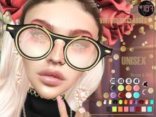 #187# Vintage Oh Glasses