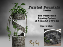 .: RatzCatz :. Twisted Fountain - Cobble Style