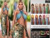 Bens Boutique - Lisa Top & Skirt Hud Driven 40 Texture