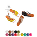 Thalia Heckroth - DEMO Giana open toe leather pumps