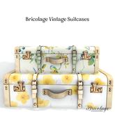 Bricolage Vintage Suitcases