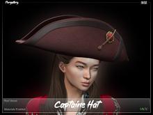 Purgatory. - Captains Hat Red Velvet
