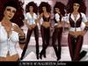 Immerschoen Girl - Leather Set 'Indira'