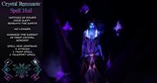 .~DN~. Crystal Remnants Spell Hud