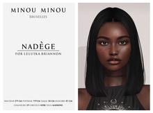 .minou minou. Nadège shape for Lelu EvoX Briannon