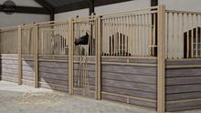 Cheval D'or / Triton Stall Set.